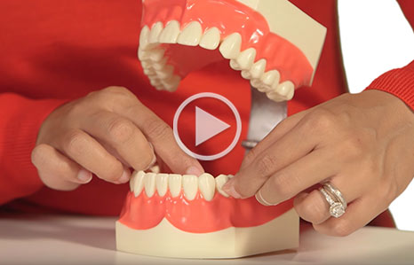 Flossing Video Westover Family Dentistry Winchester VA